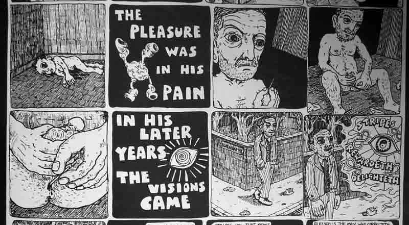 First electric chair victim - Albert Fish Anarchistcoloringbook