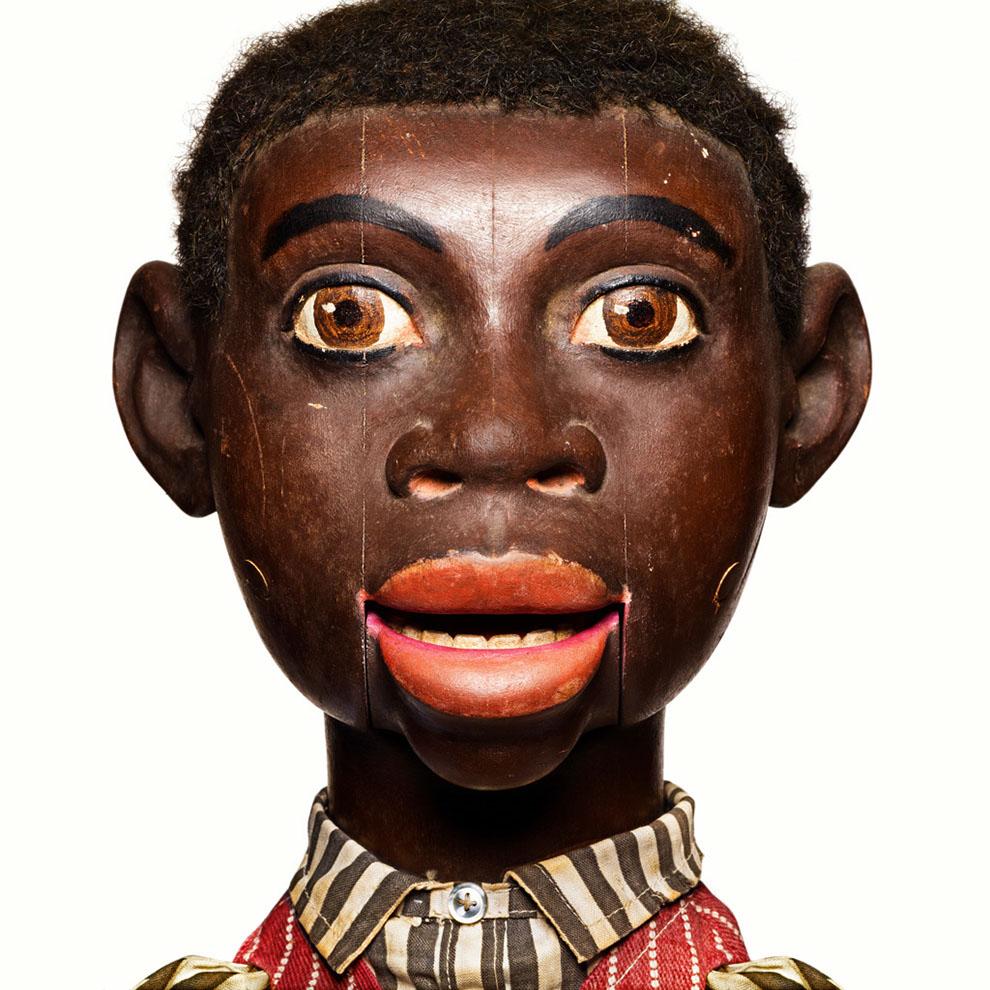 Black celebrity portraits